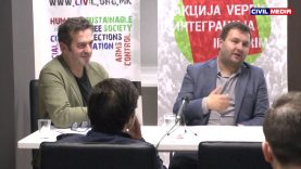 """Богдановиќ за желботеката """"Скопје 2014"""""""