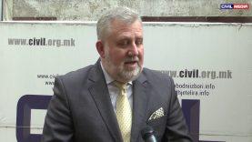 Кекеновски: Опозицијата да се обедини со еден кандидат за претседател