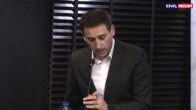 Петар Богојески: Корупцијата започнува со лажните ветувања на политичките партии