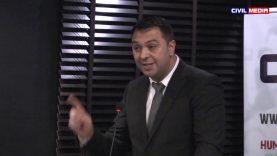 Цветанов: Корупцијата е канцер на секое општество